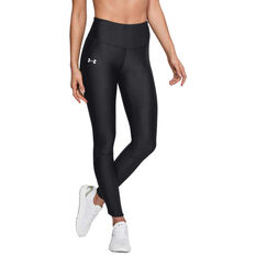 Under Armour Womens Fly Fast Tights, Black, rebel_hi-res