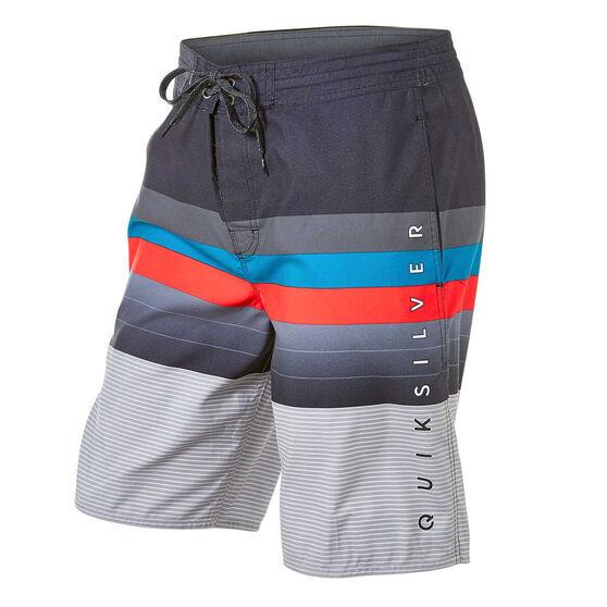 Quiksilver Boys Pointbreak 15in Board Shorts, Black, rebel_hi-res