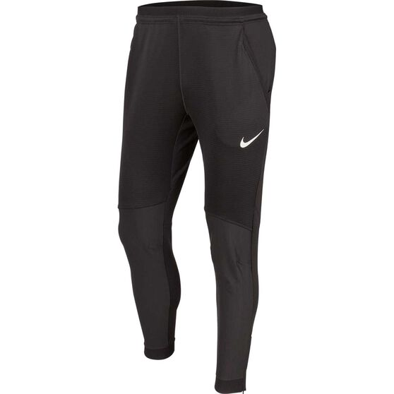 Nike Mens Pro Pants Black XL, Black, rebel_hi-res