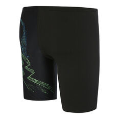 Speedo Boys Lazerbeam Jammer Black 6, Black, rebel_hi-res