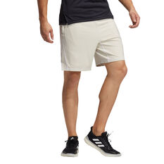 Adidas Mens Urban Global Shorts, White, rebel_hi-res