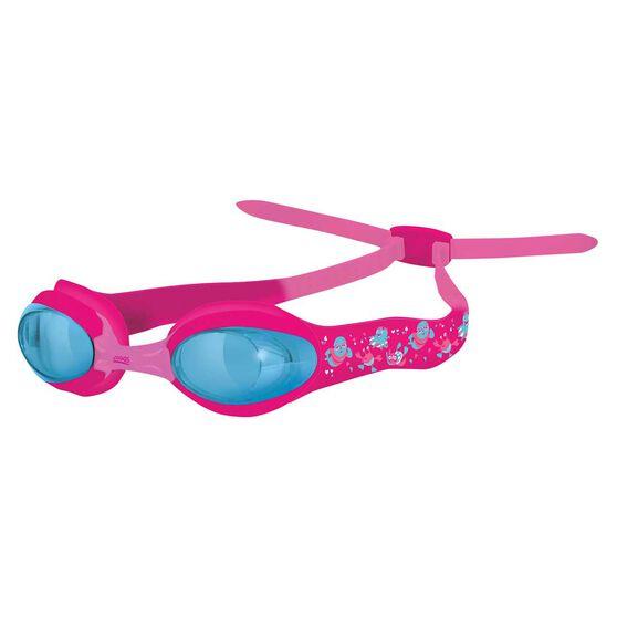 Zoggs Little Twist Junior Swim Goggles Assorted Junior, , rebel_hi-res