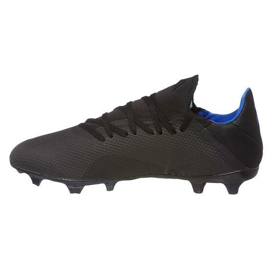 adidas X 18.3 Mens Football Boots, Black, rebel_hi-res