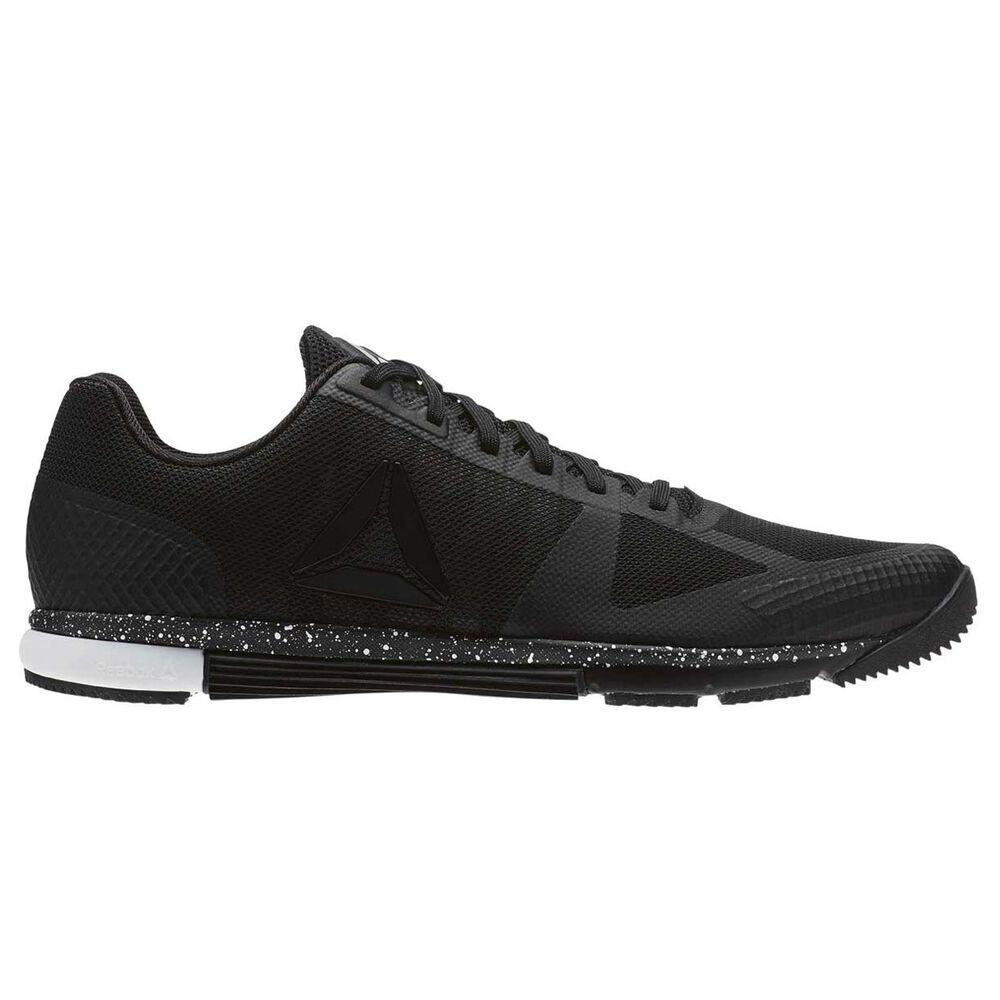 3c1c4ae7a0 Reebok CrossFit Speed 2.0 Mens Training Shoes Black / White US 9.5