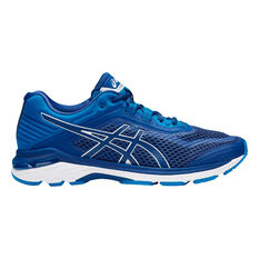 Asics GT 2000 6 2E Mens Running Shoes Blue US 7, Blue, rebel_hi-res