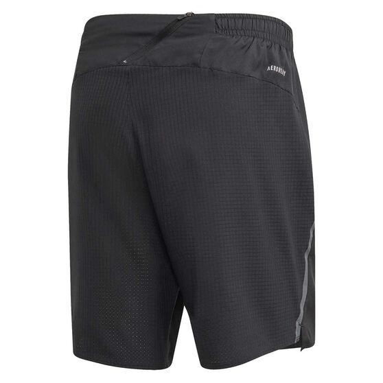 adidas Mens Saturday Shorts, Black, rebel_hi-res