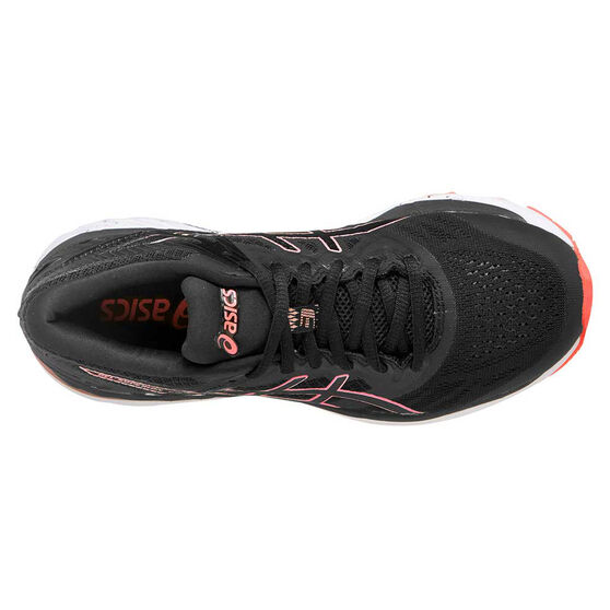 Asics GEL Superion 3 Womens Running Shoes, Black, rebel_hi-res