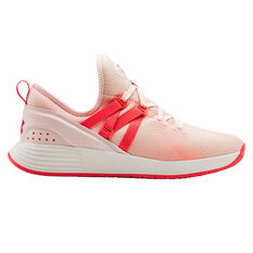 Under Armour Breathe Trainer Womens Training Shoes Pink / White US 6, Pink / White, rebel_hi-res