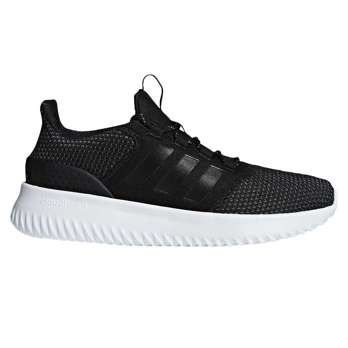 2020 Adidas Cloudfoam Ultimate Basketball Black Black Roller