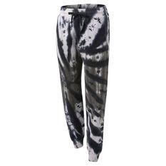 Running Bare Womens Legacy Sweatpants, Print, rebel_hi-res