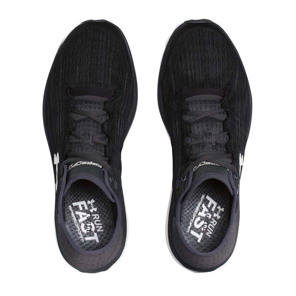 da26585c8b Under Armour SpeedForm Gemini Velocity Mens Running Shoes Black / Grey US  7, Black /