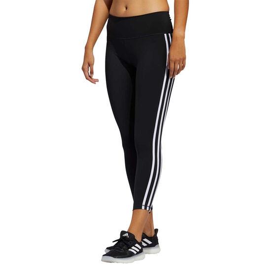 adidas Womens Believe This 2.0 7/8 Tights, Black, rebel_hi-res
