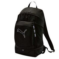 Puma Echo Backpack Black, , rebel_hi-res