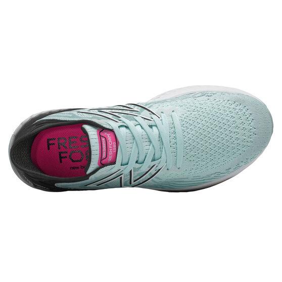 New Balance 1080v11 Womens Running Shoes, Blue, rebel_hi-res