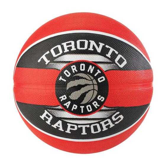 Spalding NBA Team Series Toronto Raptors Basketball, , rebel_hi-res