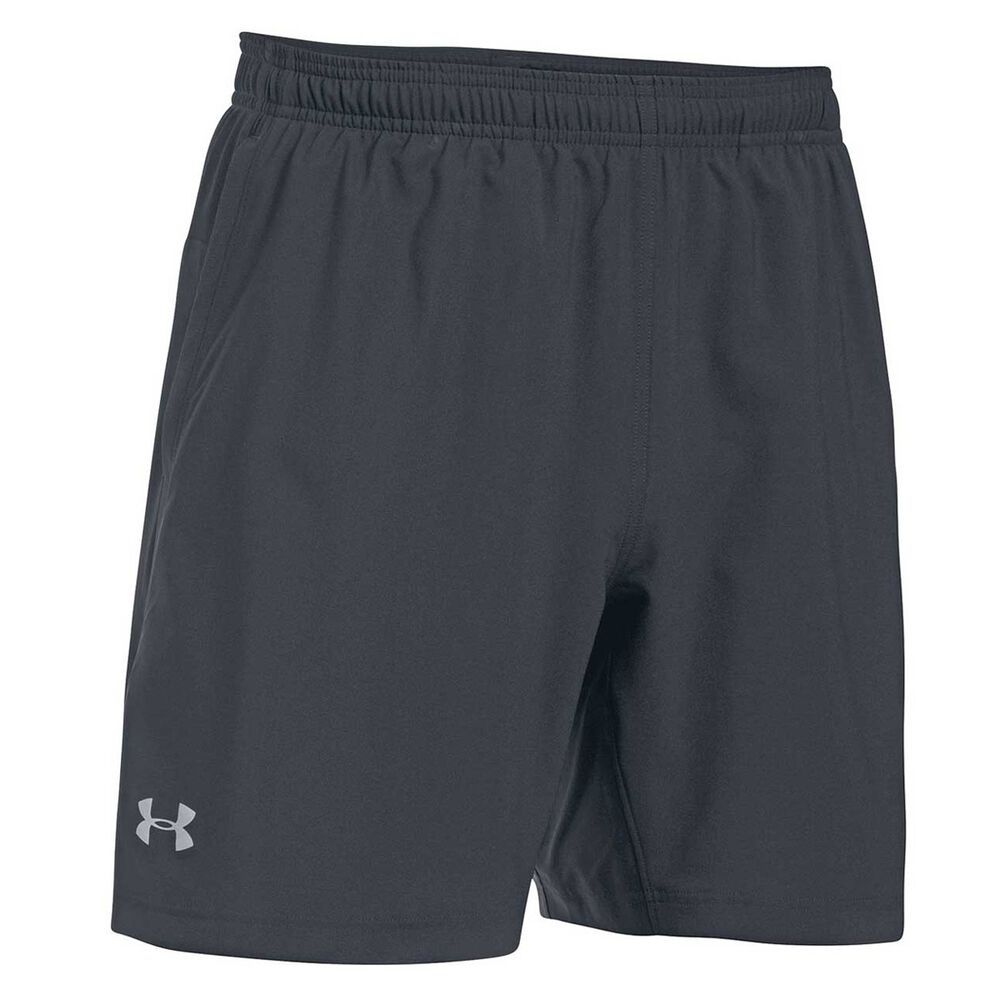 fa52fa635 Under Armour Mens Woven Launch 2 in 1 Running Shorts | Rebel Sport