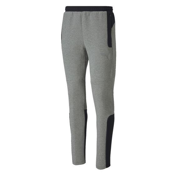 Puma Mens Evostripe Track Pants, Grey, rebel_hi-res
