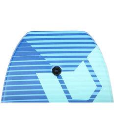 Tahwalhi Tribe Logo Body Board, Blue, rebel_hi-res