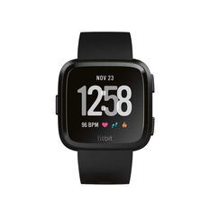 Fitbit Versa Smartwatch Black, , rebel_hi-res