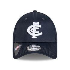 Carlton Blues 2021 New Era 9FORTY Media Cap, , rebel_hi-res