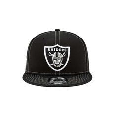 Oakland Raiders Sideline Road 9FIFTY Snapback, , rebel_hi-res