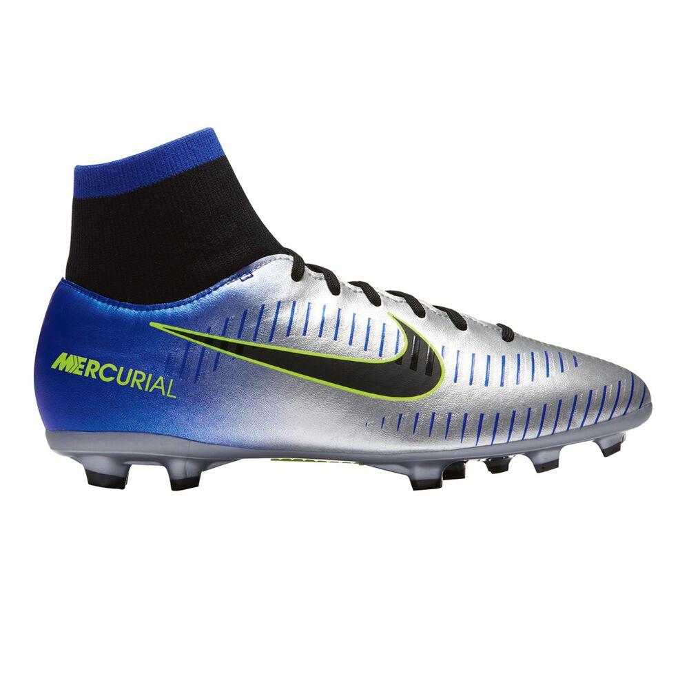 c1475f663 silver mercurials on sale   OFF69% Discounts silver mercurials Nike  Mercurial Vapor XII Elite FG Soccer Cleat - Racer Blue Metallic silver  mercurials