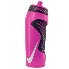 Nike Hyperfuel 709ml Water Bottle Black / Pink, , rebel_hi-res