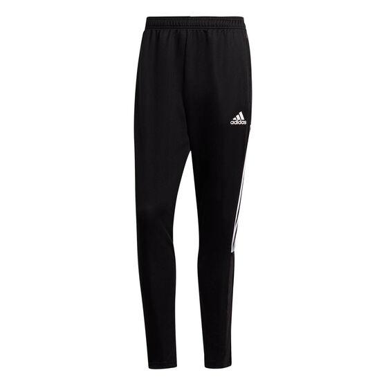 adidas Mens Tiro 21 Track Pants, Black, rebel_hi-res