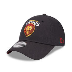 Brisbane Lions 2019 New Era 9FORTY Media Cap, , rebel_hi-res