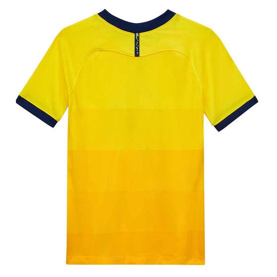 Tottenham Hotspur 2020/21 Kids Third Jersey, Yellow, rebel_hi-res