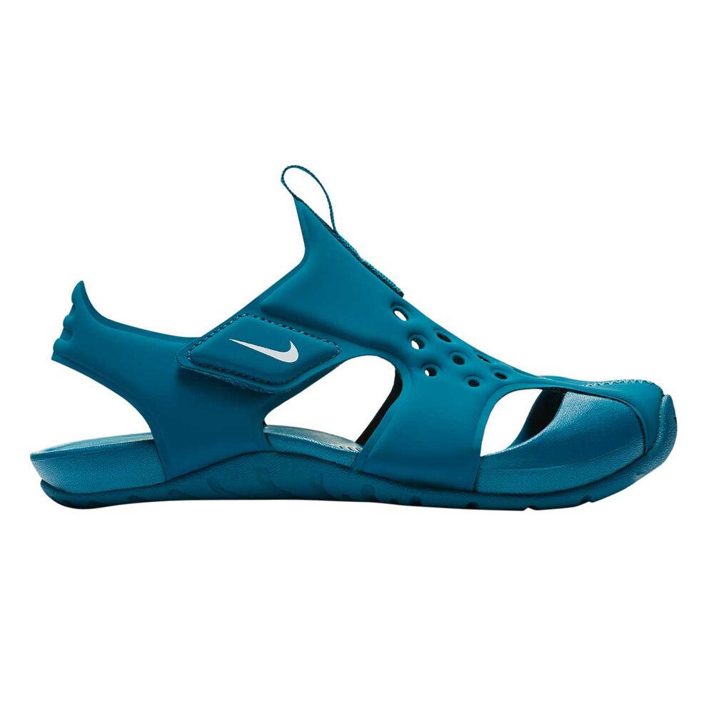 Nike Sunray Protect 2 Junior Kids Sandals  90f7e30eb638b