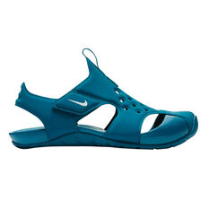 Nike Sunray Protect 2 Junior Kids Sandals Blue US 11, Blue, rebel_hi-res