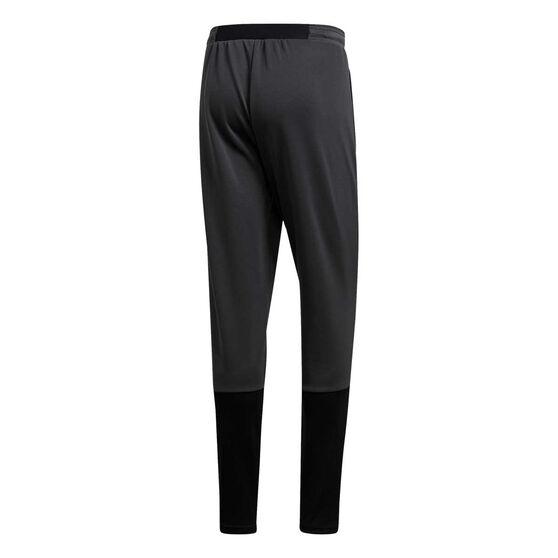 adidas Mens TAN Training Pants Grey XS, Grey, rebel_hi-res