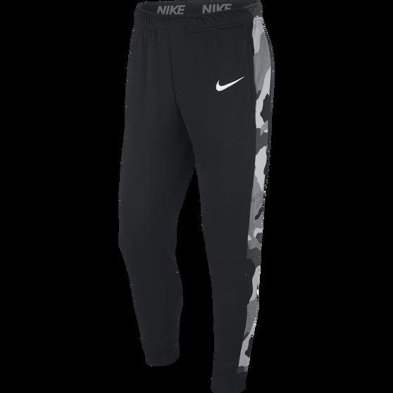 Nike Mens Dri-FIT Tapered Fleece Training Pants, , rebel_hi-res