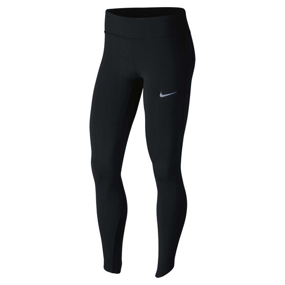 Nike Womens Epic Lux Tights, Black, rebel_hi-res