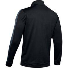 Under Armour Mens Unstoppable Essential Track Jacket Black S, Black, rebel_hi-res
