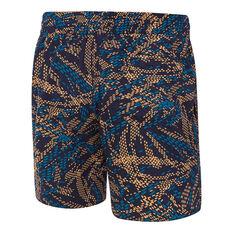 Speedo Mens Java Watershort Blue S, Blue, rebel_hi-res