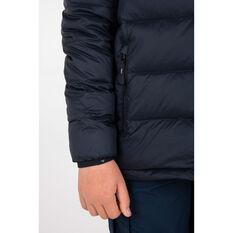 Macpac Kids Atom Jacket, Black, rebel_hi-res