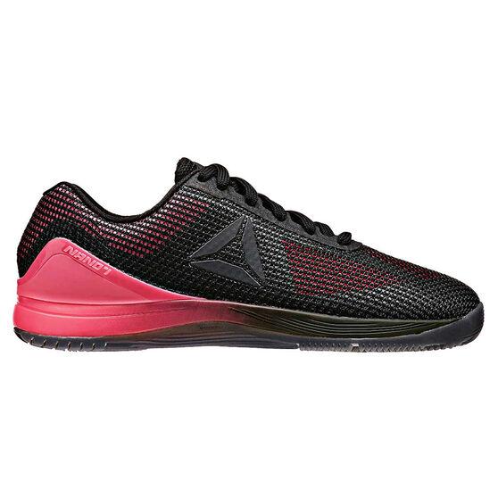 2338b4076b388c Reebok CrossFit Nano 7.0 Womens Training Shoes Pink   Black US 7 ...