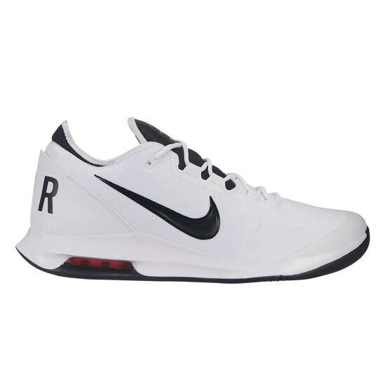 Nike Air Max Wildcard Hardcourt Mens Tennis Shoes, White / Black, rebel_hi-res