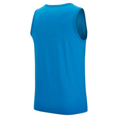 Nike Mens Sportswear Club Tank Blue XS, Blue, rebel_hi-res