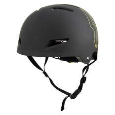 Tahwalhi Kids Helmet Black M, Black, rebel_hi-res