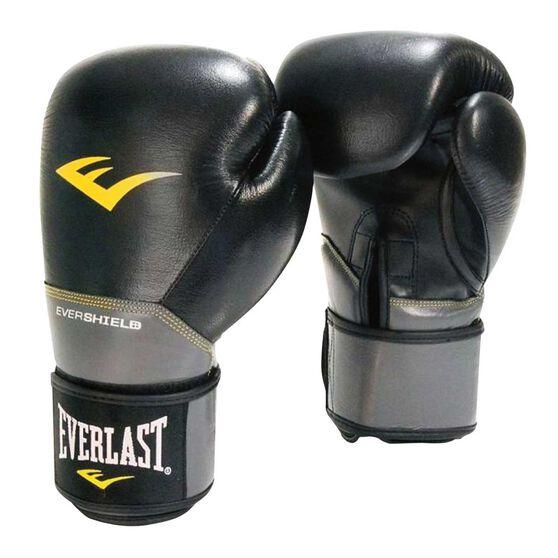 Everlast 12oz Contender Glove Black, , rebel_hi-res