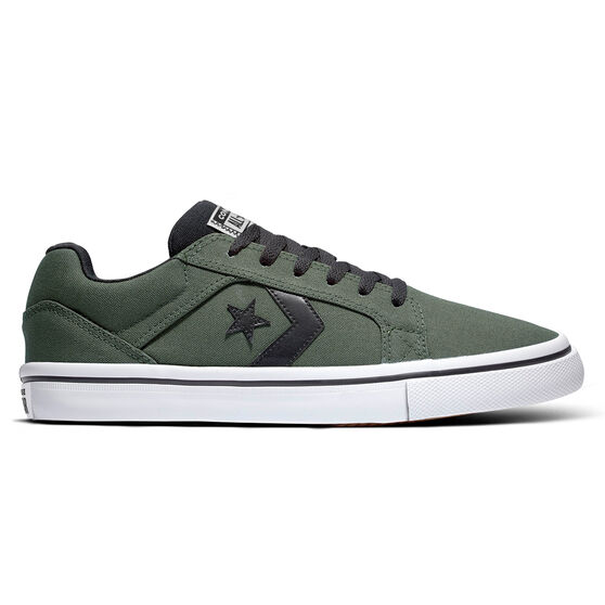 Converse El Distrito 2.0 Mens Casual Shoes, Khaki/Black, rebel_hi-res