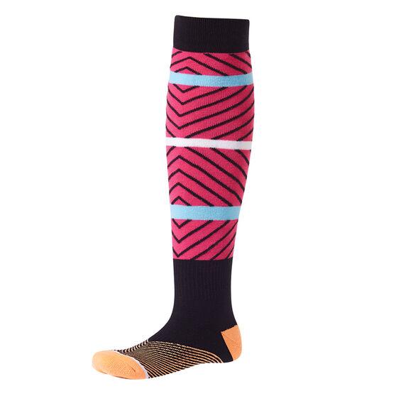 Tahwalhi Womens Fern Ski Socks, , rebel_hi-res