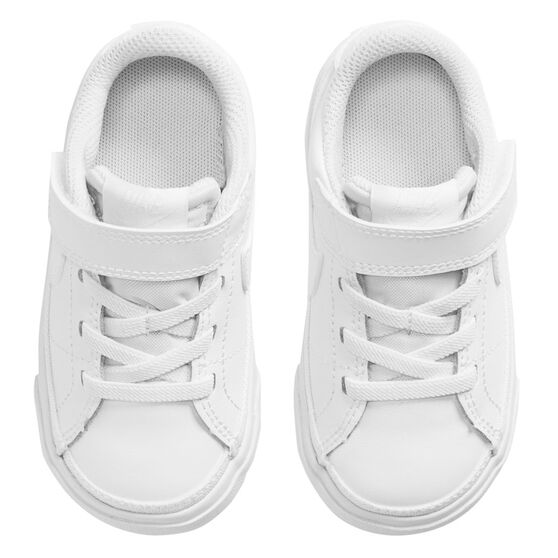 Nike Court Legacy Toddlers Shoes, White, rebel_hi-res