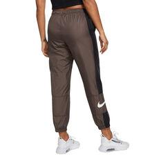 Nike Womens Sportswear Repel Woven Pants Brown XS, Brown, rebel_hi-res