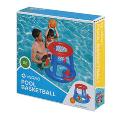 Verao Inflatable Pool Basketball, , rebel_hi-res