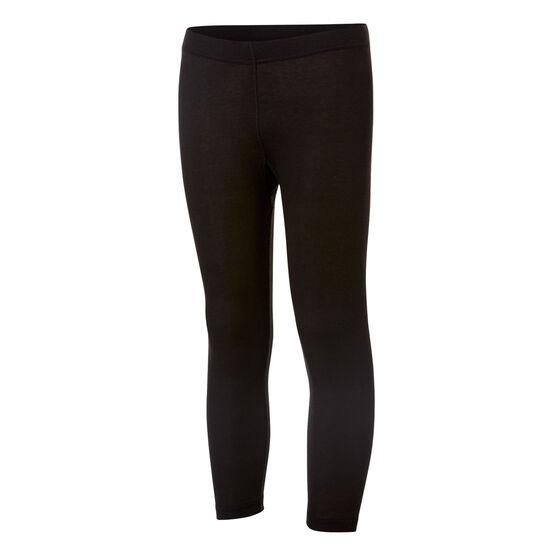 Tahwalhi Boys Peak Thermal Pants, Black, rebel_hi-res