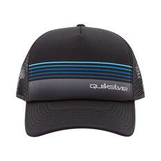 Quiksilver Boys Leash Pull Trucker Cap, , rebel_hi-res